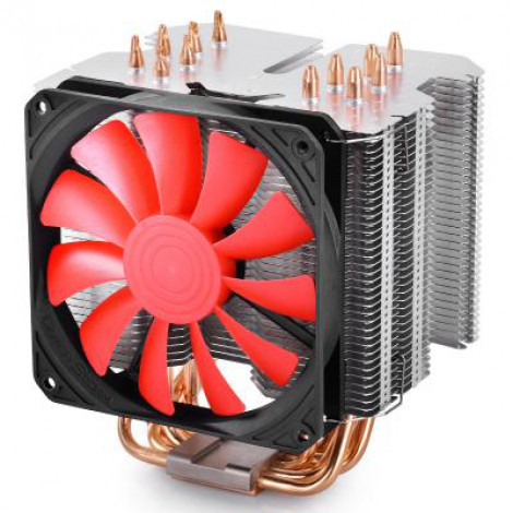 Вентилятор для процессора Deepcool LUCIFER K2 для любых типов процессоров