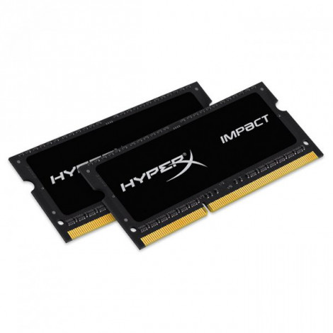 Память SO-DDR3 4096 Mb Kingston частота: 1866 MHz   (HX318LS11IBK2/8)
