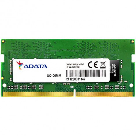 Память SO-DDR4 4096 Mb A-DATA частота: 2666 MHz   (AD4S2666W4G19-S)