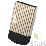USB-флеш 16384 Mb SiliconPower Touch T20 , корпус (SP016GBUF2T20V1C) Champagne