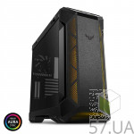Корпус ASUS GT501 TUF Gaming Black без БП