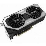 Видеокарта PCI-E 6,0 Gb nVidia GTX1060 Palit (NE51060S15J9-1060J) SUPER JETSTREAM