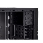 Корпус Thermaltake Versa H23 Black без БП (CA-1B1-00M1NN-02)