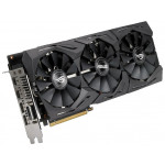 Видеокарта PCI-E 8,0 Gb AMD RX 580 ASUS (ROG-STRIX-RX580-O8G-GAMING)