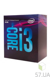 Процессор Intel Core i3 9100F 3600 LGA-1151 (Box) BX80684I39100F, интернет магазин 57.ua