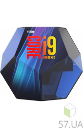 Процессор Intel Core i9 9900K 3600 LGA-1151 (Box) BX80684I99900K, интернет магазин 57.ua