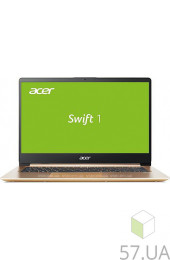 Ноутбук Acer Swift 1 SF114-32 ( NX.GXREU.02E ) Gold без сумки, интернет магазин 57.ua