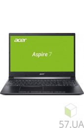 Ноутбук Acer Aspire 7 A715-75G ( NH.Q88EU.006 ) Black без сумки, интернет магазин 57.ua
