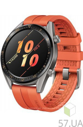 Смарт-часы Huawei Watch GT Active 55023804 Orange FTN-B19, интернет магазин 57.ua