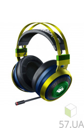Гарнитура Bluetooth RAZER Nari Ultimate - Overwatch Lucio Ed. (RZ04-02670200-R3M1), интернет магазин 57.ua