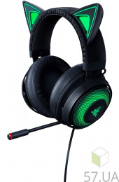 Гарнитура RAZER Kraken Kitty Ed. (RZ04-02980100-R3M1) Black, интернет магазин 57.ua