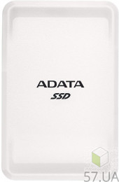 "HDD 2.5"" USB SSD 1,0 Tb, A-DATA (ASC685-1TU32G2-CWH), интернет магазин 57.ua"
