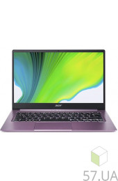 Ноутбук Acer Swift 3 SF314-42 ( NX.HULEU.007 ) Purple без сумки, интернет магазин 57.ua