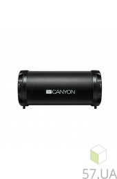 Колонки 1.0 Canyon CNE-CBTSP5 Black, интернет магазин 57.ua