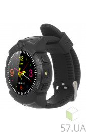 Смарт-часы Ergo Tracker Color C010 GPSC010BL Black -, интернет магазин 57.ua