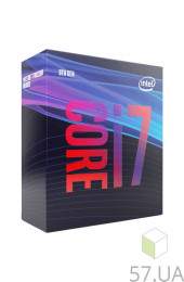 Процессор Intel Core i7 9700 3000 LGA-1151 (Box) BX80684I79700, интернет магазин 57.ua