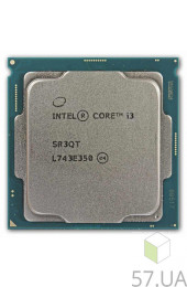 Процессор Intel Core i3 9100F 3600 LGA-1151 (Tray) CM8068403377321, интернет магазин 57.ua