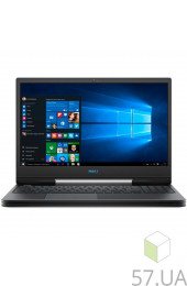 Ноутбук Dell G5 5590 ( G5590FI58S5D1650L-9BK ) Black без сумки Linux, интернет магазин 57.ua