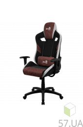 Игровое кресло Aerocool COUNT Burgundy Red, интернет магазин 57.ua