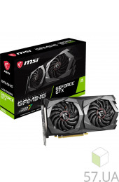 Видеокарта PCI-E 4,0 Gb nVidia GTX1650 MSI (GTX 1650 D6 GAMING), интернет магазин 57.ua