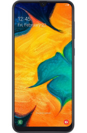 Смартфон Samsung SM-A305 Black гос (SM-A305FZKOSEK) Galaxy A30 4/64Gb, интернет магазин 57.ua