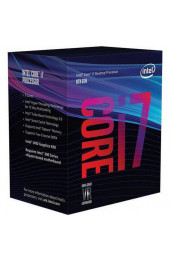 Процессор Intel Core i7 8700K 3700 LGA-1151 (Box) BX80684I78700K, интернет магазин 57.ua