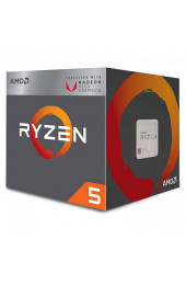 Процессор AMD Ryzen 5 2400G 3600 socket-AM4 (Box) YD2400C5FBBOX, интернет магазин 57.ua