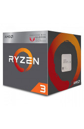 Процессор AMD Ryzen 3 2200G 3500 socket-AM4 (Box) YD2200C5FBBOX, интернет магазин 57.ua