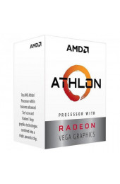 Процессор AMD Athlon 200GE 3200 socket-AM4 (Box) YD200GC6FBBOX, интернет магазин 57.ua