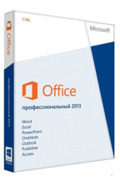 Программа Microsoft Office 2013 Professional Russian DVD BOX (269-16288), интернет магазин 57.ua