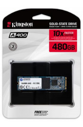 HDD SSD M.2 480 Gb, Kingston (SA400M8/480G), интернет магазин 57.ua
