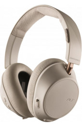 Гарнитура Bluetooth Plantronics BackBeat GO 810 (211822-99) Bone White, интернет магазин 57.ua