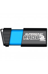 USB-флеш 128 Gb Patriot SUPERSONIC RAGE2 , корпус (PEF128GSR2USB) Black, интернет магазин 57.ua