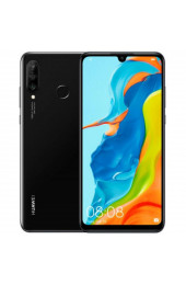 Смартфон Huawei P30 Lite 4/128GB Midnight Black гос (51093PUS), интернет магазин 57.ua