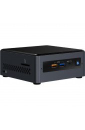 Неттоп Intel NUC ( BOXNUC7PJYH2 ) Black, интернет магазин 57.ua