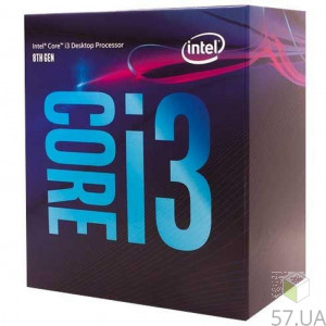 Процессор Intel Core i3 9100F 3600 LGA-1151 (Box) BX80684I39100F