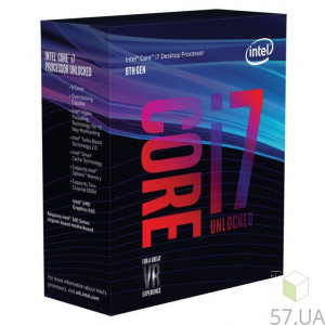 Процессор Intel Core i7 8700 3200 LGA-1151 (Box) BX80684I78700