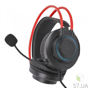 Гарнитура A4-Tech Bloody G200S Black/Red