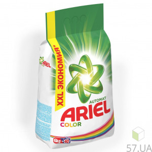 Ariel Color & Style 5413149273122 6 кг