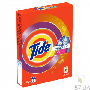 Tide Color Lenor Touch of Scent 5413149871311 450 г