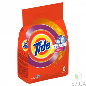 Tide Color Lenor Touch of Scent 5413149871434 4.5 кг