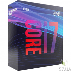 Процессор Intel Core i7 9700 3000 LGA-1151 (Box) BX80684I79700