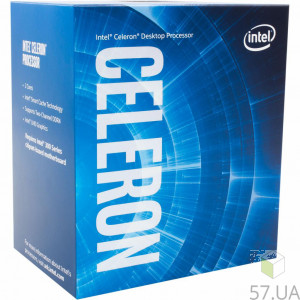Процессор Intel Celeron Dual-Core G4930 3200 LGA-1151 (Box) BX80684G4930