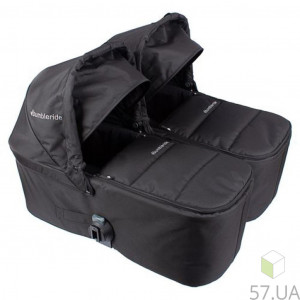 Люлька Bumbleride Carrycot Indie Twin (BTN-75BK)