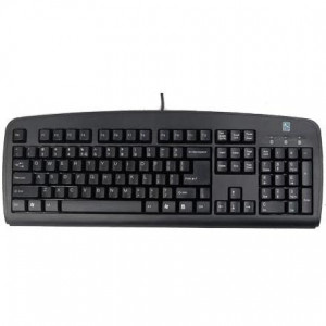 Клавиатура A4 Tech KB-720-R Black  PS/2