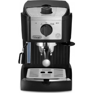 Кофеварка Delonghi EC157 Black -