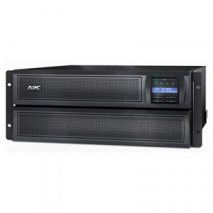 UPS APC Rack/Tower LCD with Network Card (SMX3000HVNC)