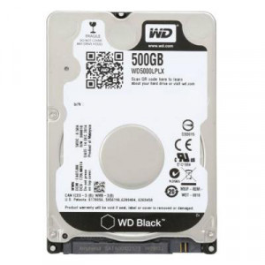 "HDD 2.5"" SATA 500 Gb,  32 Mb кэш, WD (WD5000LPLX)"