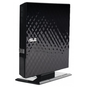 Привод DVD-RW USB ASUS SDRW-08D2S-U Black Box