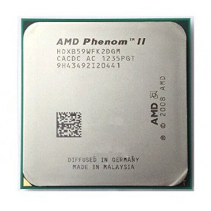 Процессор AMD Phenom II X2 B59 3400 socket-AM2+ (Tray) HDXB59WFK2DGM